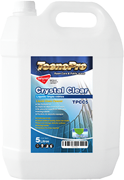 TP Crystal Clear 5l