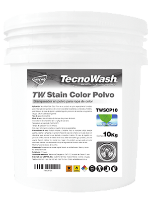 tw stain color polvo 10kg